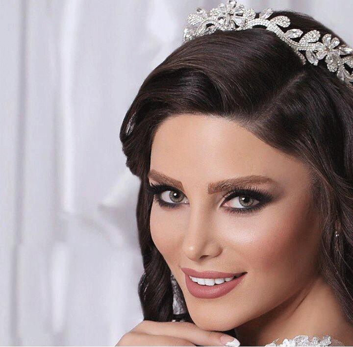 مدل ارایش ساده چشم عروس