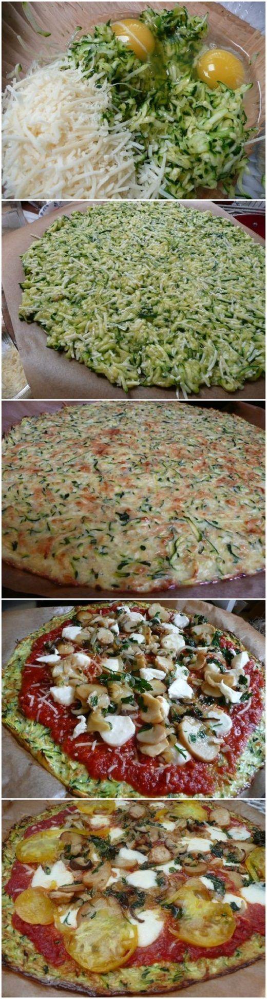 آموزش گام به گام پیتزا کدو - آشپزی مامانم