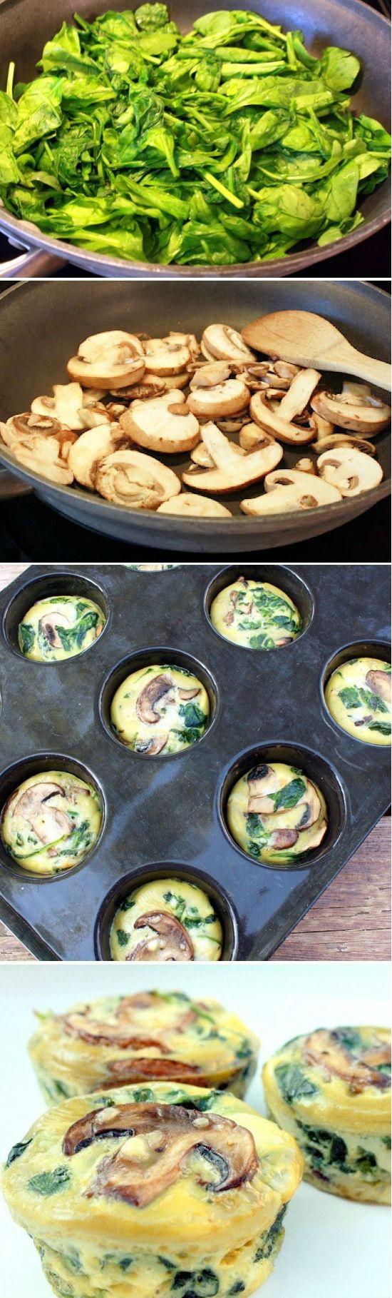 آموزش گام به گام کاپ کوکوی قارچ - آشپزی مامانم