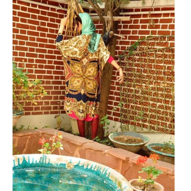 مدل مانتوی لاکچری