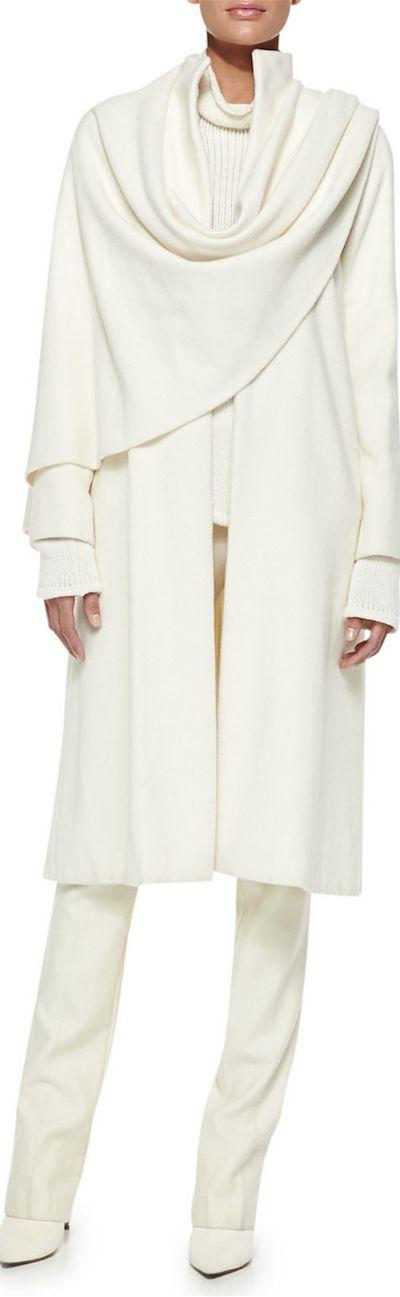 مدل مانتوی سفید
