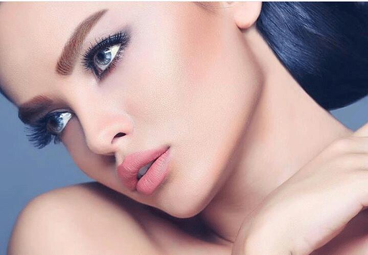 مدل آرایش ساده دخترانه