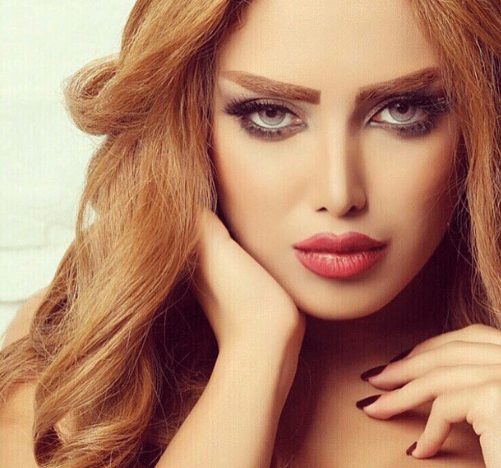 مدل آرایش زیبای دخترانه