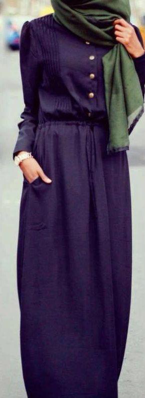 مدل مانتوی اسپورت بلند