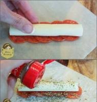آموزش گام به گام سمبوسه گوجه - آشپزی مامانم