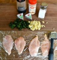 آموزش گام به گام رولت مرغ - آشپزی مامانم