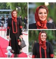الهام پاوه نژاد عزیز در جشنواره حافظ
