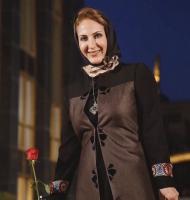 بانو فاطمه گودرزی در جشنواره حافظ