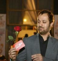 حساس نشو در جشنواره حافظ