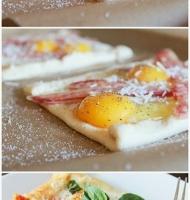 آموزش گام به گام تهیه پیتزا نیمرو