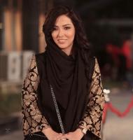 لیلا اوتادی زیبا در جشنواره حافظ