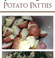 روش تهیه کوکو سیب زمینی