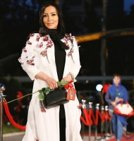 پرستو صالحی ماه عسل در جشنواره حافظ