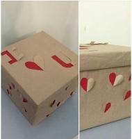 تزیین جالب جعبه کادویی