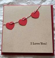 تزیین کارت پستال روز عشق