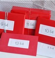 تزیین نامه های عاشقانه
