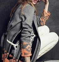 مدل مانتوی کتی دخترانه