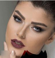 مدل آرایش ملیح