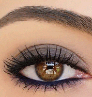 مدل آرایش ساده چشم