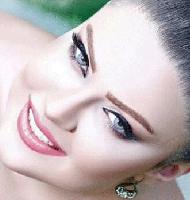 مدل آرایش خوشگل عروس