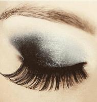 مدل آرایش چشم دخترانه