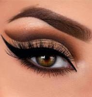 مدل آرایش خوشگل چشم