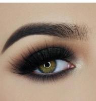 مدل آرایش فوق العاده زیبابی چشم