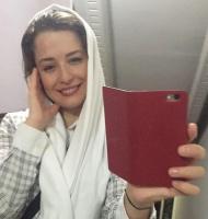 سلفی مهراوه شریفی نیا