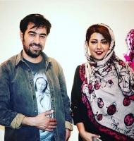 شهاب حسینی و همسرشون