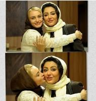 مریم کاویانی و شقایق فراهانی