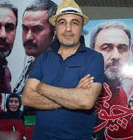 رضا عطاران در اکران خصوصی فیلم آبنبات چوبی
