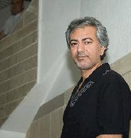 محمدرضا هدایتی در اکران خصوصی فیلم آبنبات چوبی