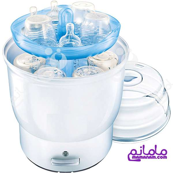 شستن شیشه شیر نوزاد