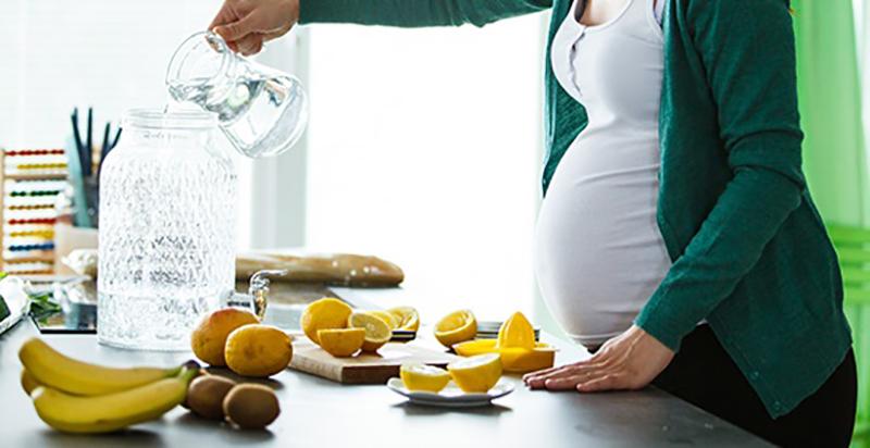 لیمو در بارداری