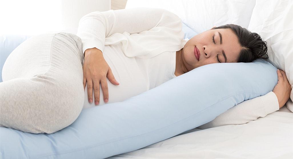 نحوه خواب در بارداری