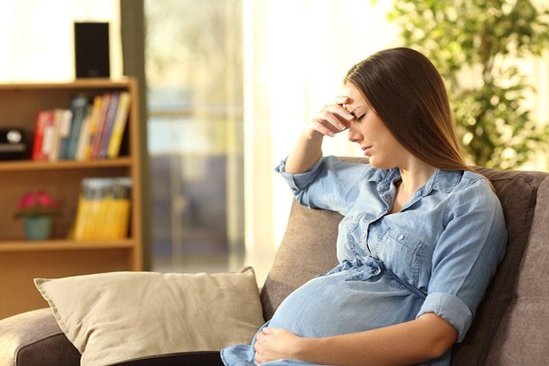 علائم هفته 31 بارداری