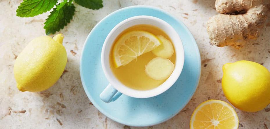 لیمو و زنجبیل در بارداری