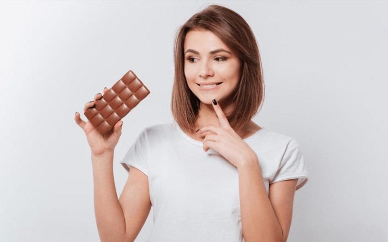 شکلات و تاثیر آن در افزایش میل جنسی