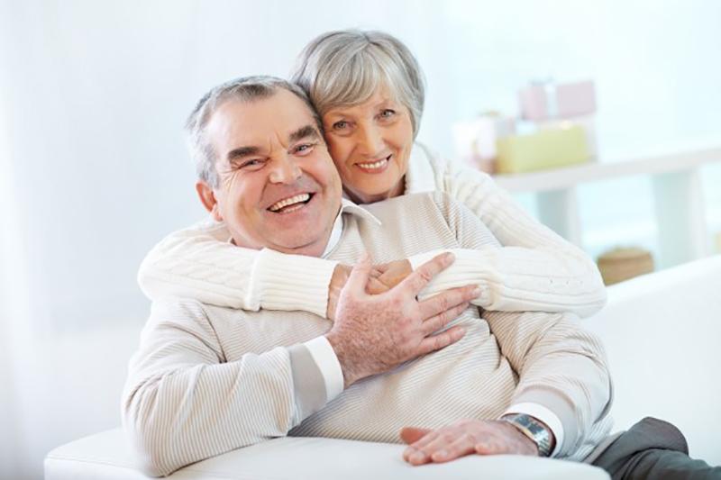 رابطه جنسی در پیری