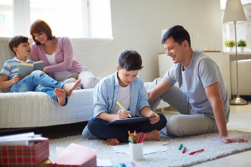 درمان اضطراب جدایی در کودکان