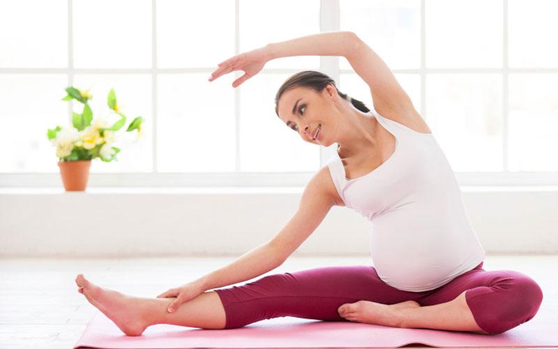 یوگا در بارداری
