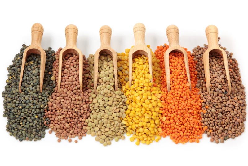 multicolored-lentils