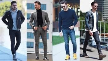 راهنمای انتخاب لباس مردانه   جدیدترین مدل لباس مردانه
