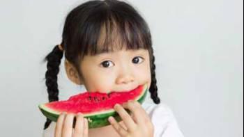 مصرف هندوانه برای کودکان