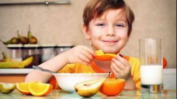 پرتقال در برنامه غذایی کودکان