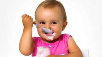 آیا مصرف ماست یونانی برای نوزادان مفید است؟
