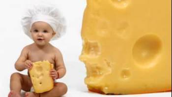 10 ماده غذایی پر کالری برای نوزادان