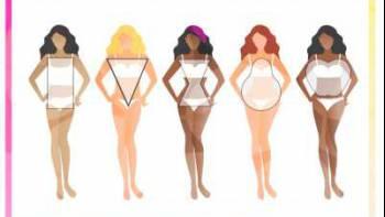 اشکال مختلف بدن زنان و باید ها و نباید های پوشیدن لباس
