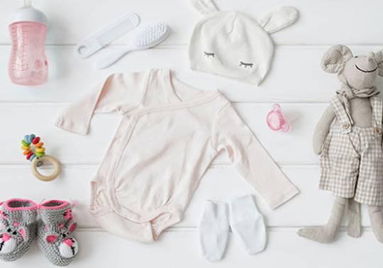 6 لوازم ضروری سیسمونی نوزادان