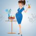 آیا خوردن گلابی در دوران بارداری مضر است؟